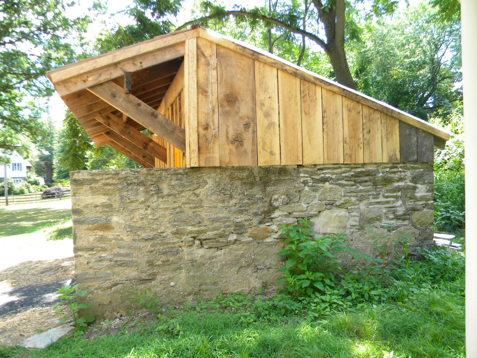 Meetinghouse Reclaimed Wood Outbuilding Side.jpg