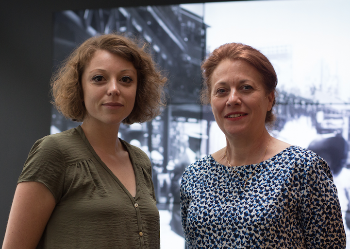 Centre National d'art et de Culture Georges Pompidou - (Paris, France)Anaïs Brives, Collections Care Specialist, New MediaSylvie Douala-Bell, Assistant Curator of the New Media Collection