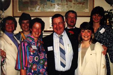Board of Directors - 1989