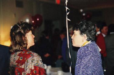Pauline Marston, Madelene Allen - 1989