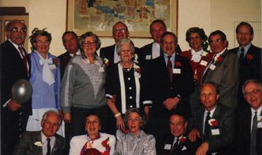 SCD Founding Fellows - 1989