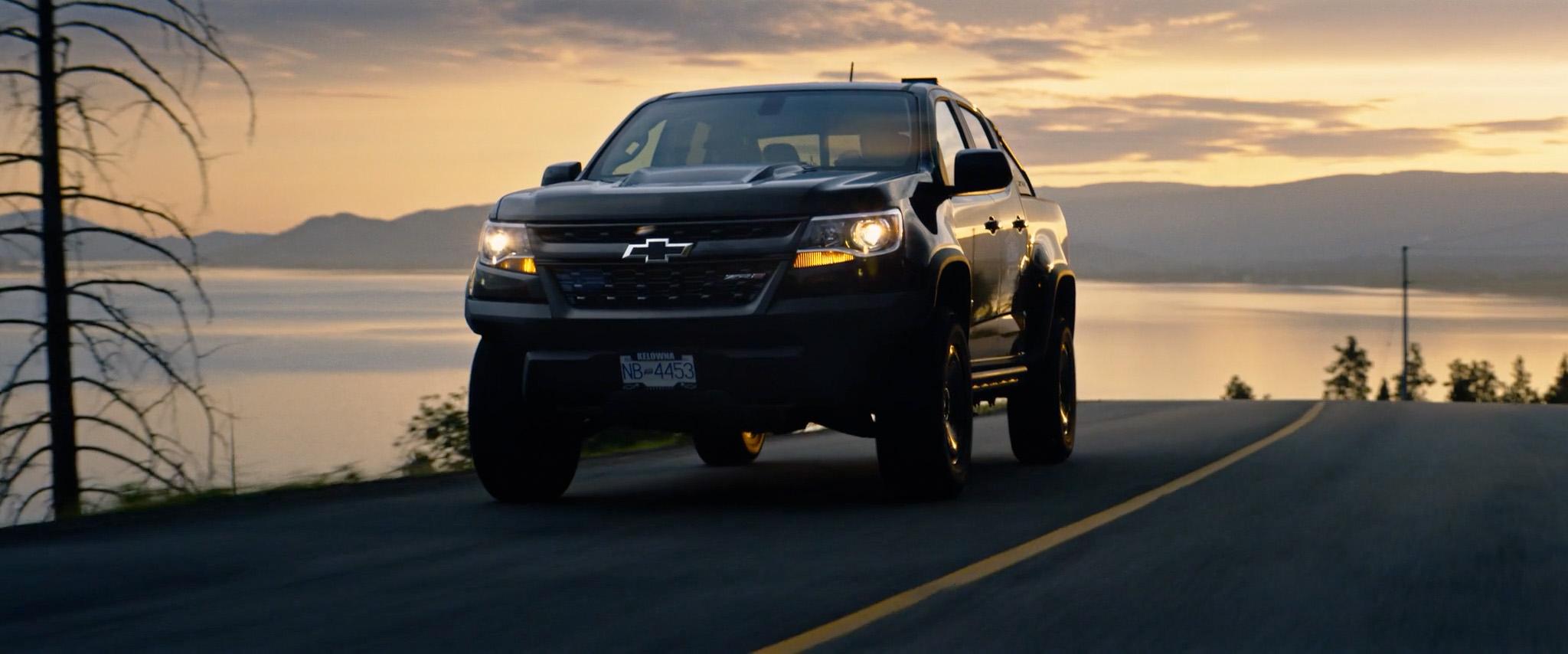 Chevrolet Kelowna