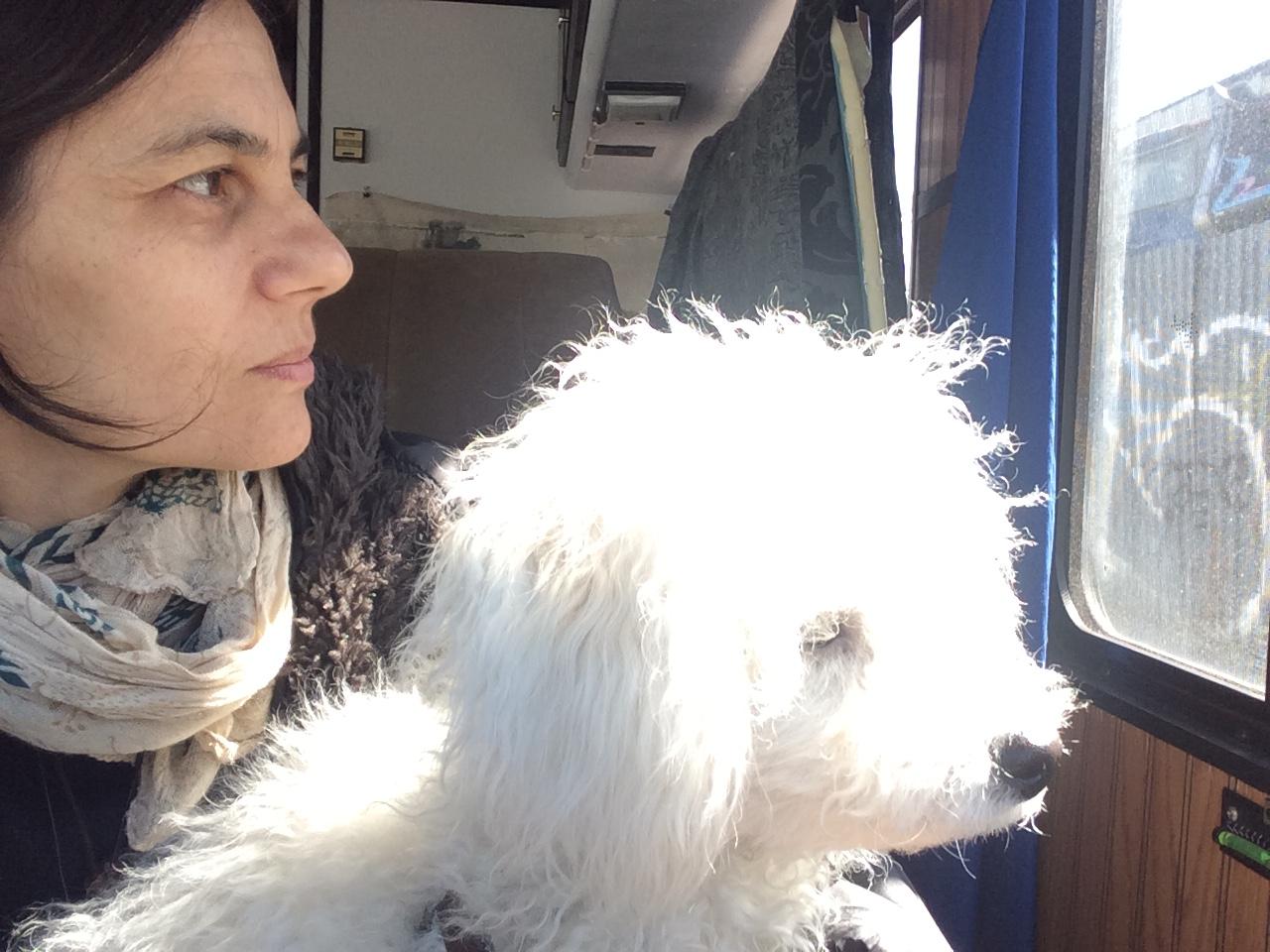 Pimpollo and I in the #RV5404