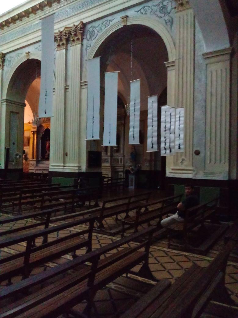 San Pablo Church, Salto