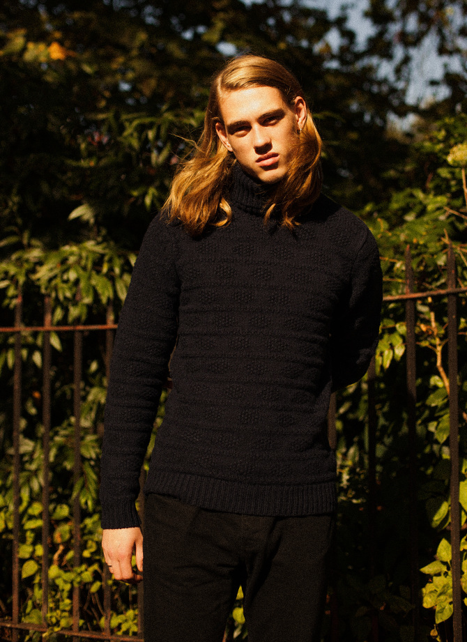 Nick Shand for Arcadia