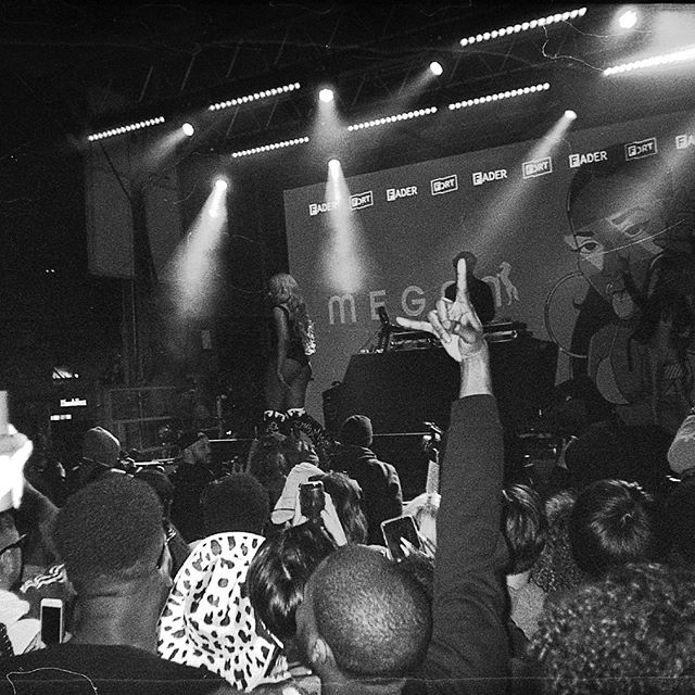 @theestallion live at @fort during SXSW 2019 (Austin,TX). #35mm #ilfordhp5 #filmisnotdead