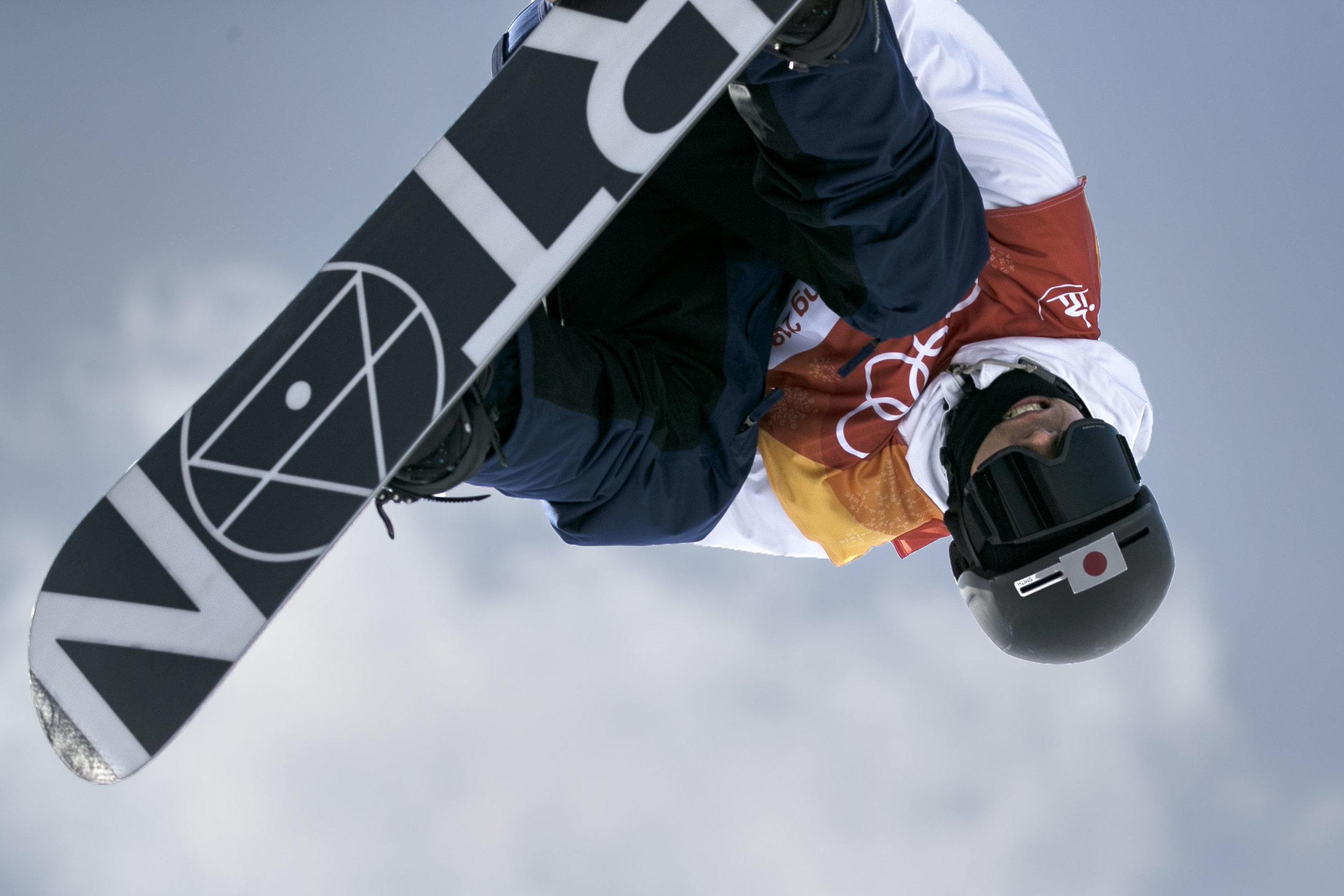 First round of men's halfpipe snowboarding took place this afternoon, Feb. 13, at Phoenix Snow Park. Only 12 riders moved on to finals and standing in first place is Shaun White with a 98.50.