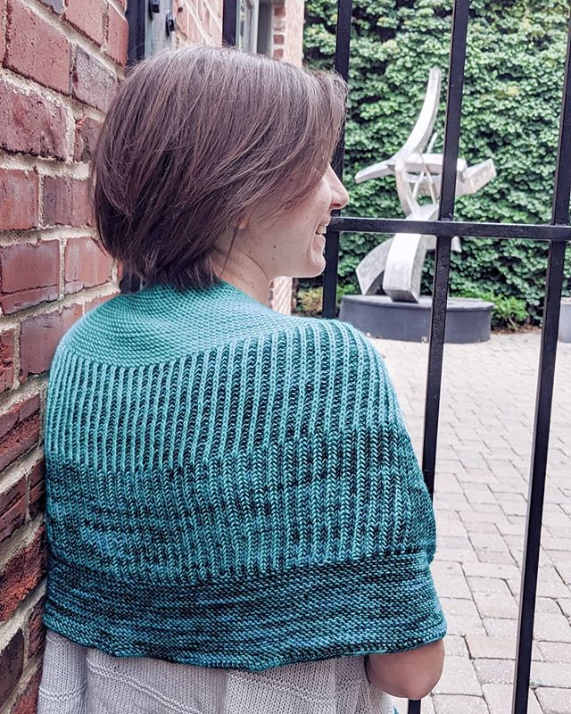 Last day to buy #marylandplazashawl for $2 off! . Happy Stranger Things Day! 🚲🧨 . . #patternsale #ravelry #ravelrydesigner #knitdesign #knitweardesigner