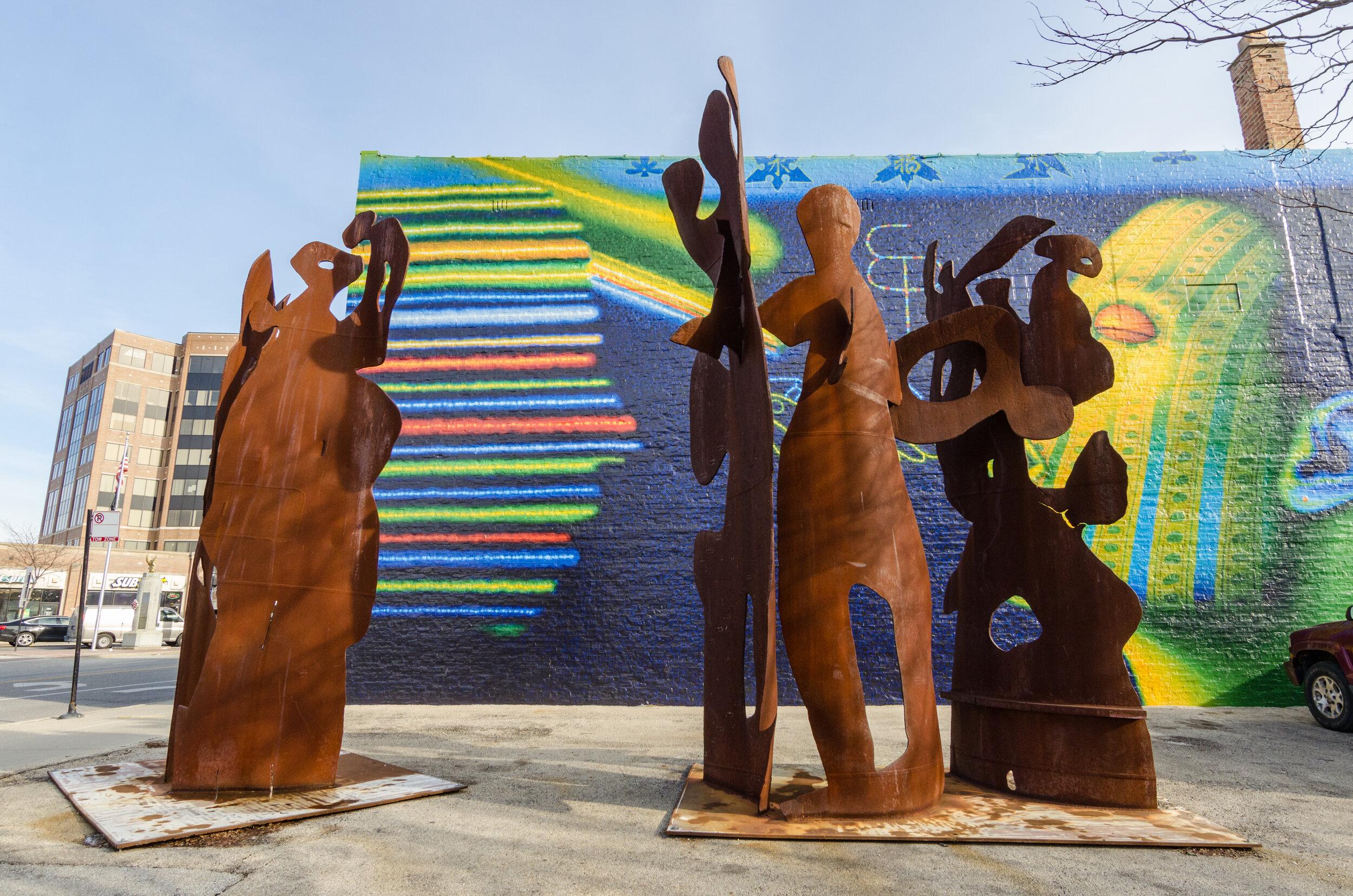 ED PASCHKE ART CENTER - 5415 W. Higgins Ave.