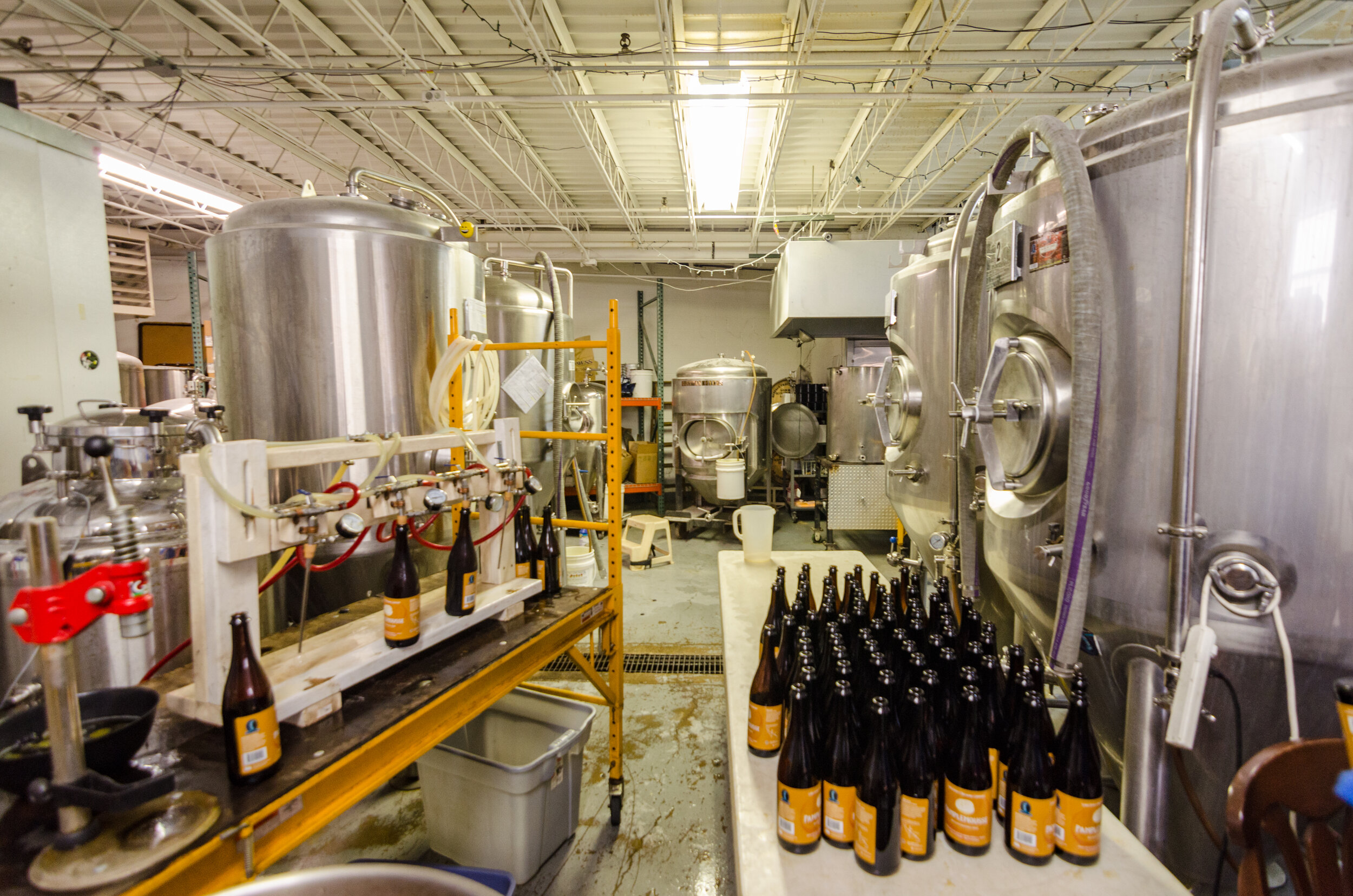 LAKE EFFECT BREWING COMPANY - 4727 W. Montrose Ave., Suite C