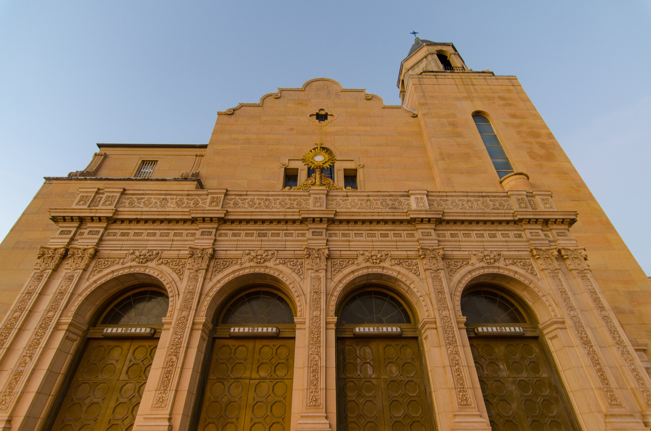 OUR LADY OF VICTORY ROMAN CATHOLIC CHURCH - 5212 W. Agatite Ave.