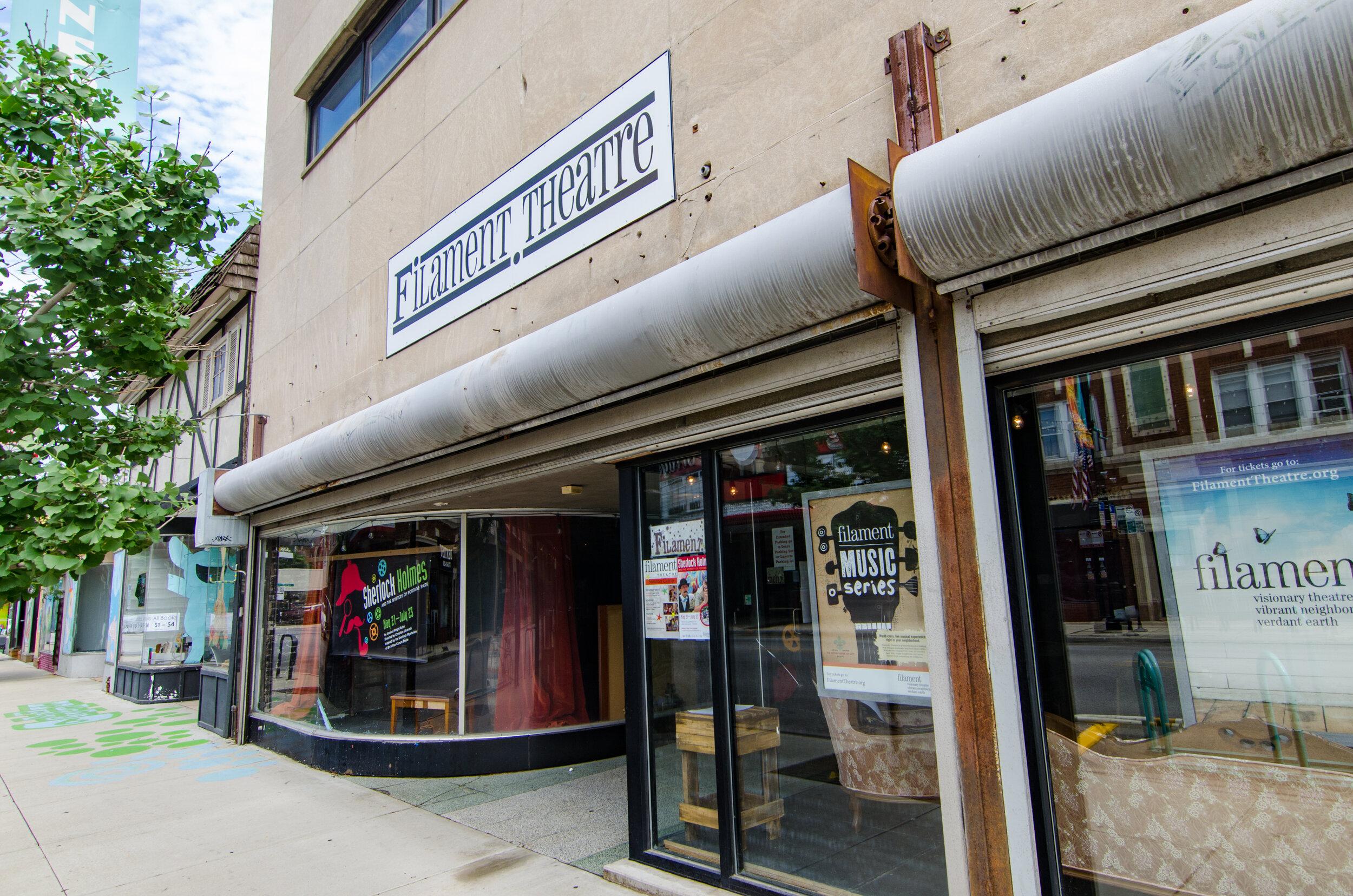 PORTAGE LOFTS ARTS CENTER - 4041 N. Milwaukee Ave.