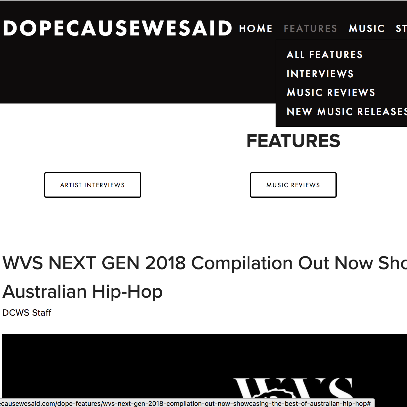 Dope Cause We Said: Review -