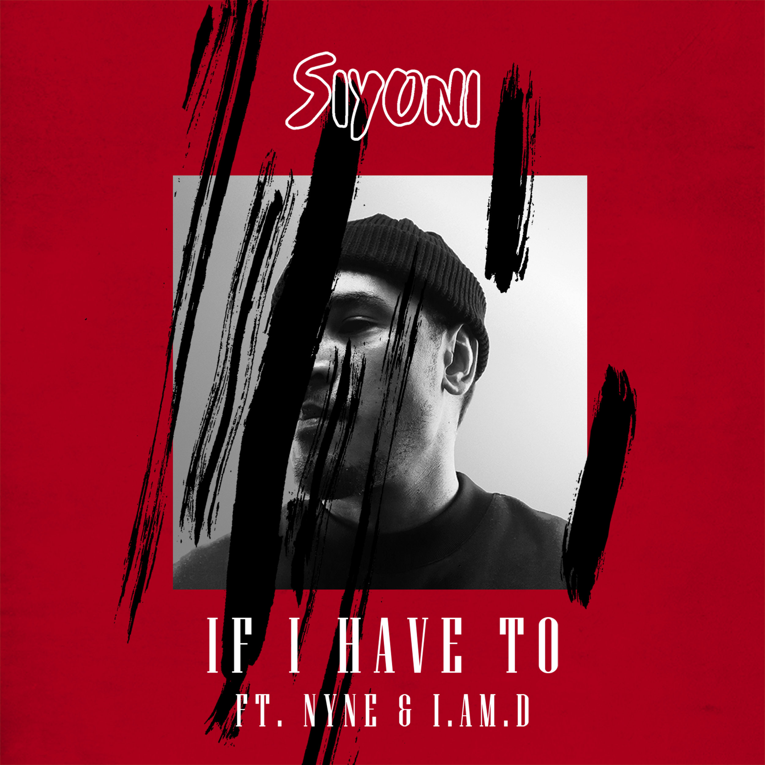 WVS027 - Siyoni - If I Have To feat. Nyne & I Am D - Artwork.jpg