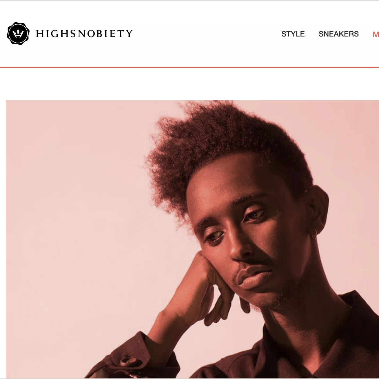 HighSnobiety - March 9th 2018