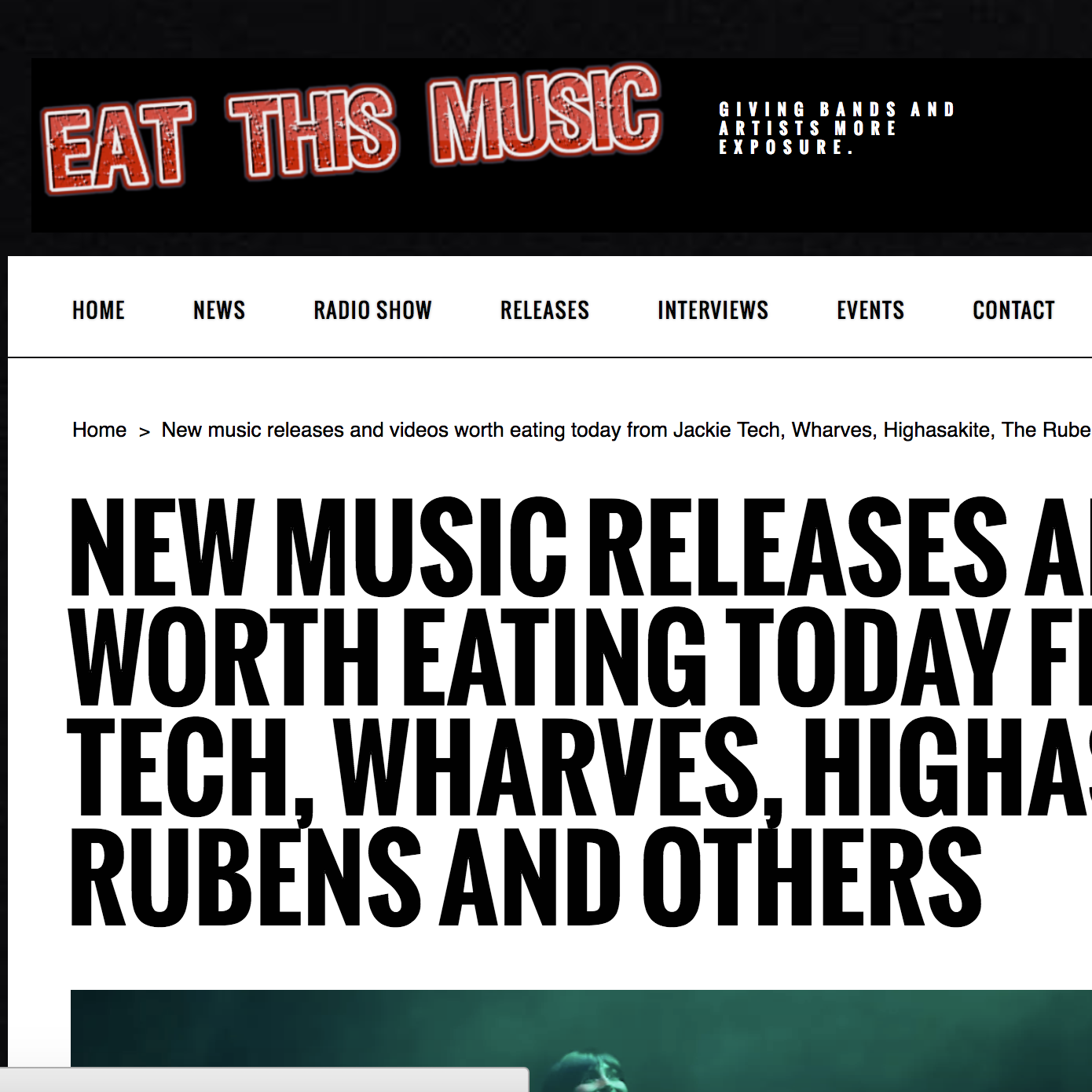 Eat This Music - April 16th 2018