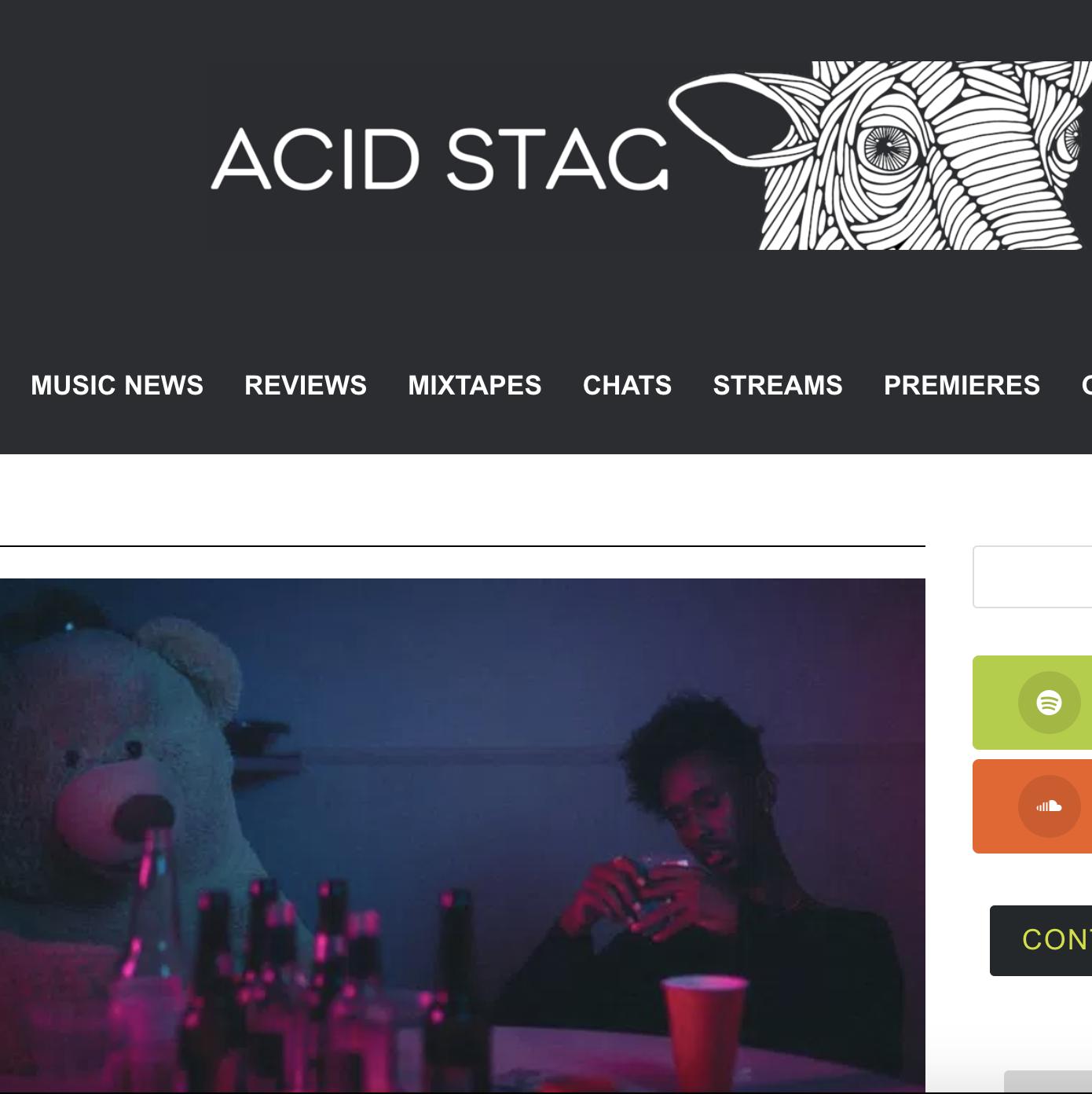 Acid Stag - April 27th 2018
