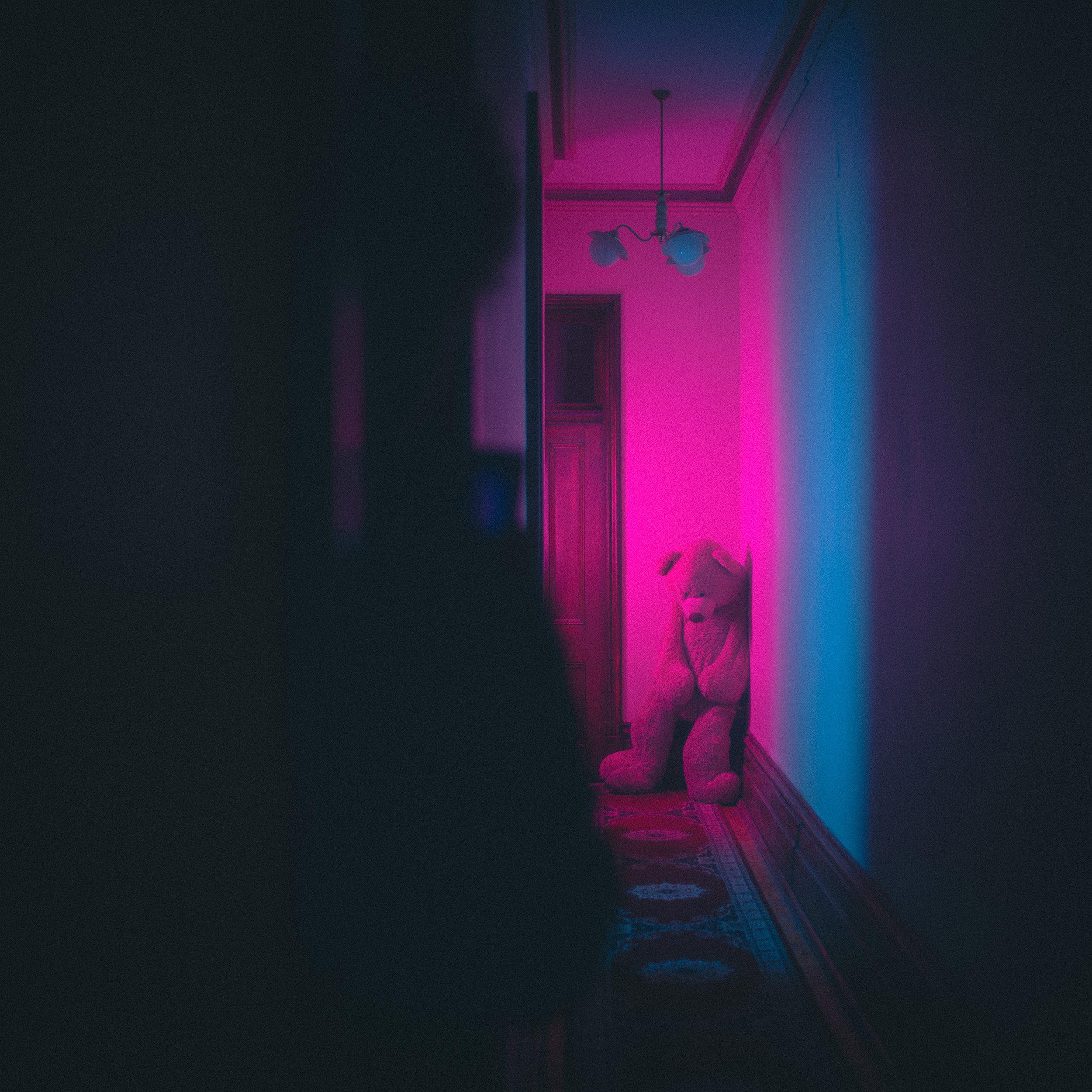 WVS034 - HVNCOQ - Mama's House feat. Oscar Key Sung - Artwork.jpg