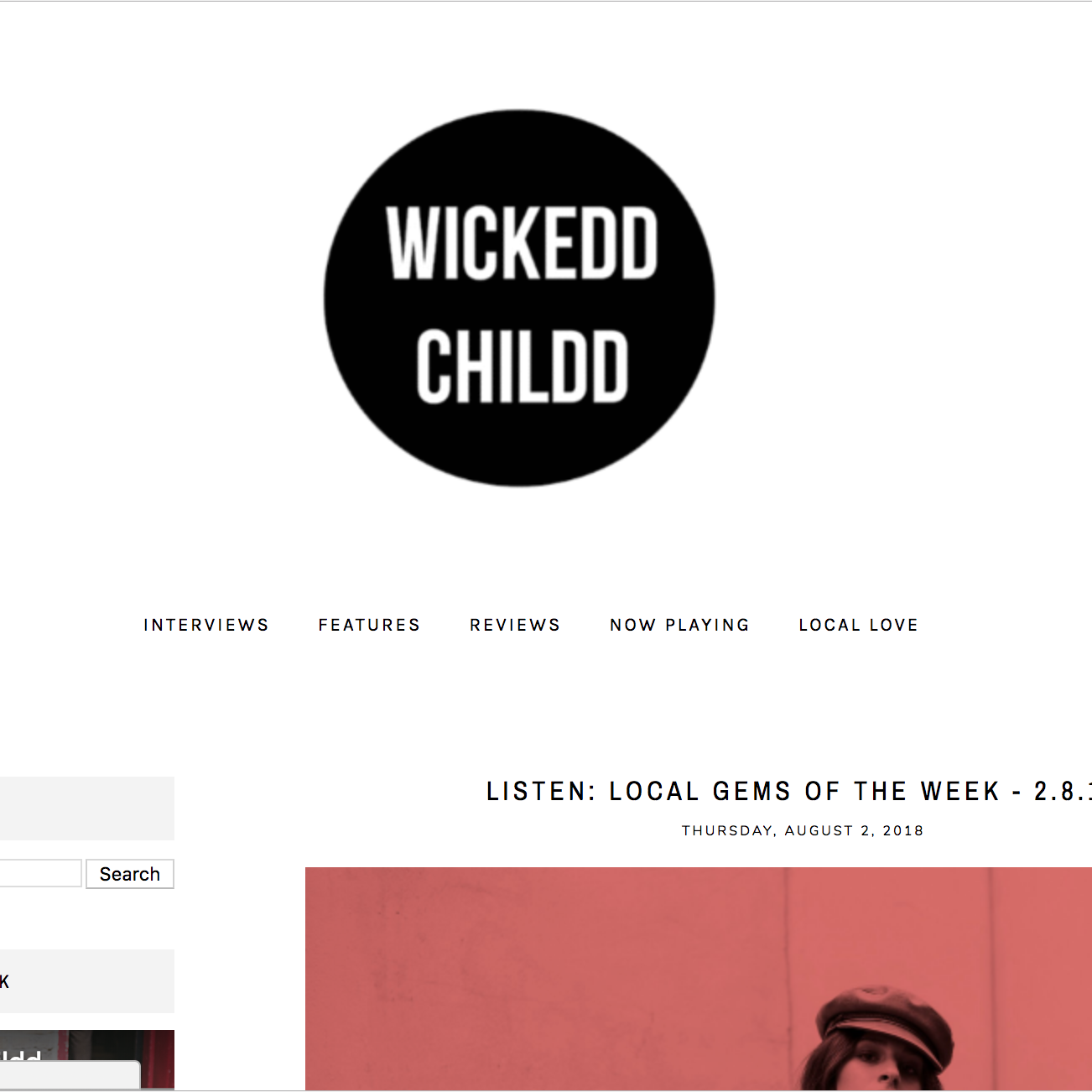 Wickedd Childd - August 2nd 2018