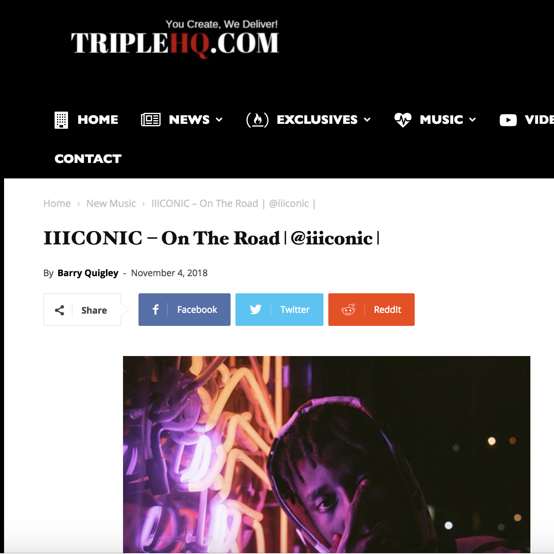 Triple HQ - November 4th 2018