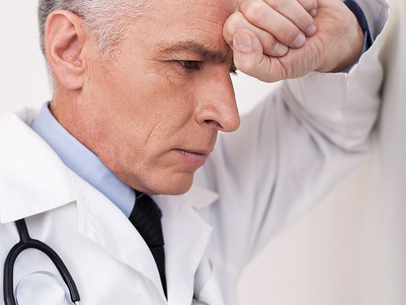 Doctors' Suicide Rate Highest of Any Profession