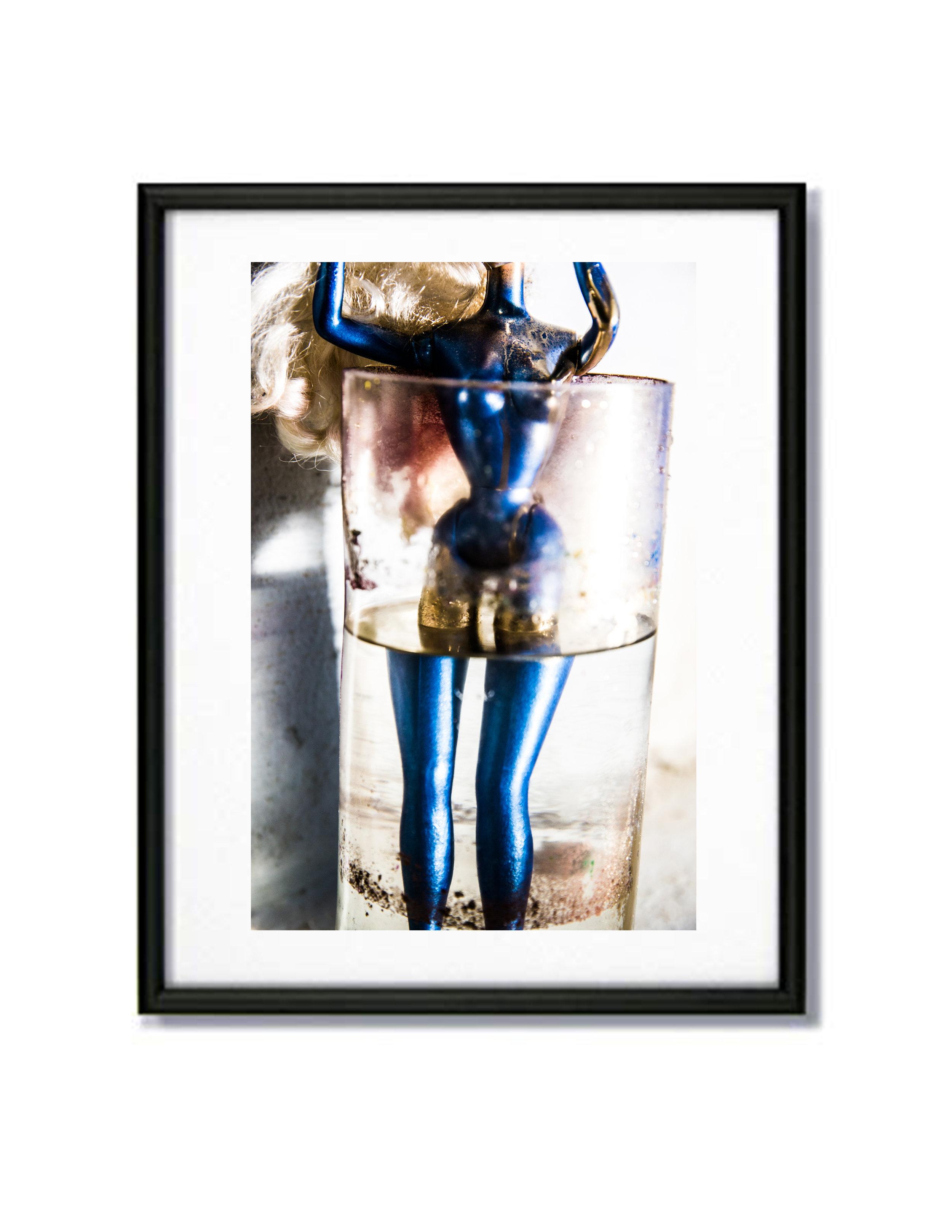 Blue Barb