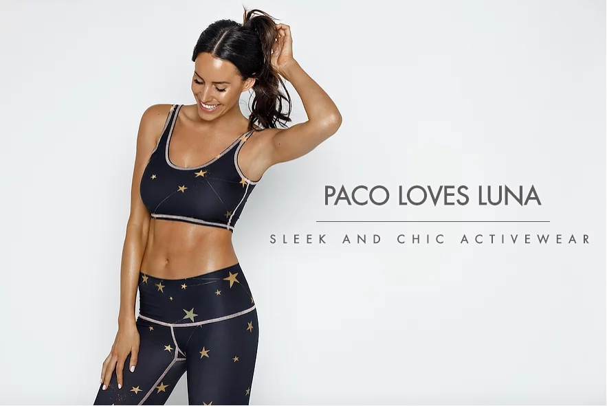 PACO LOVES LUNA - launch campaign