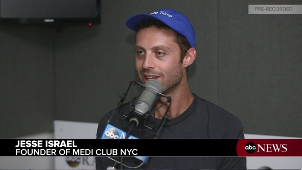 How Jesse Israel Went from Record Label Maverick to Meditation Club Founder Without Missing a Beat - View Video