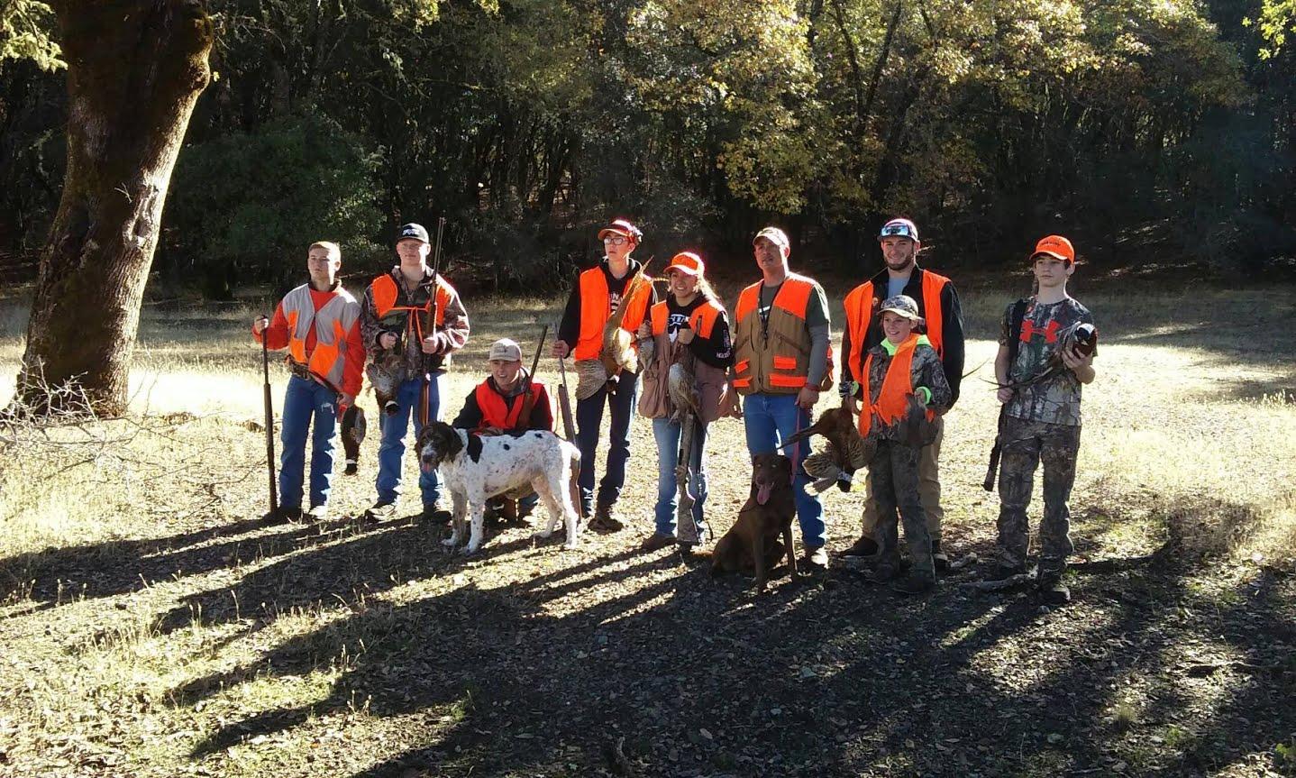 2017 Youth Pheasant Hunt