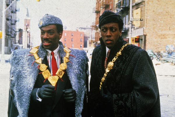 Coming to America (Queens)