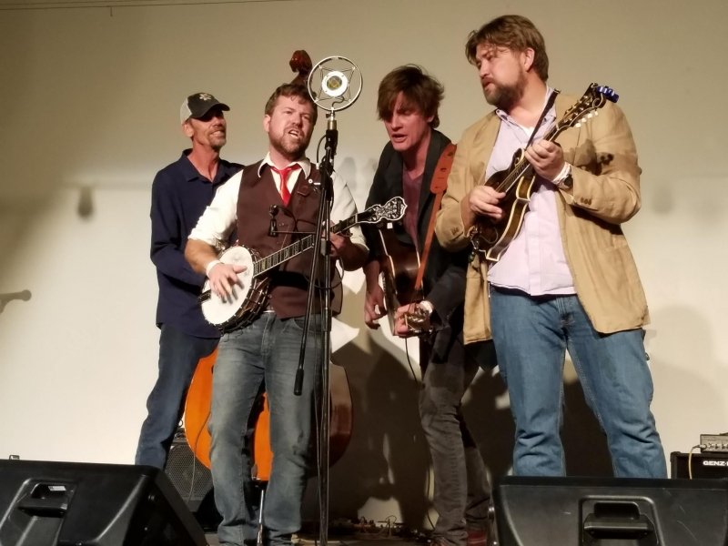 The Lazy Owl String Band!