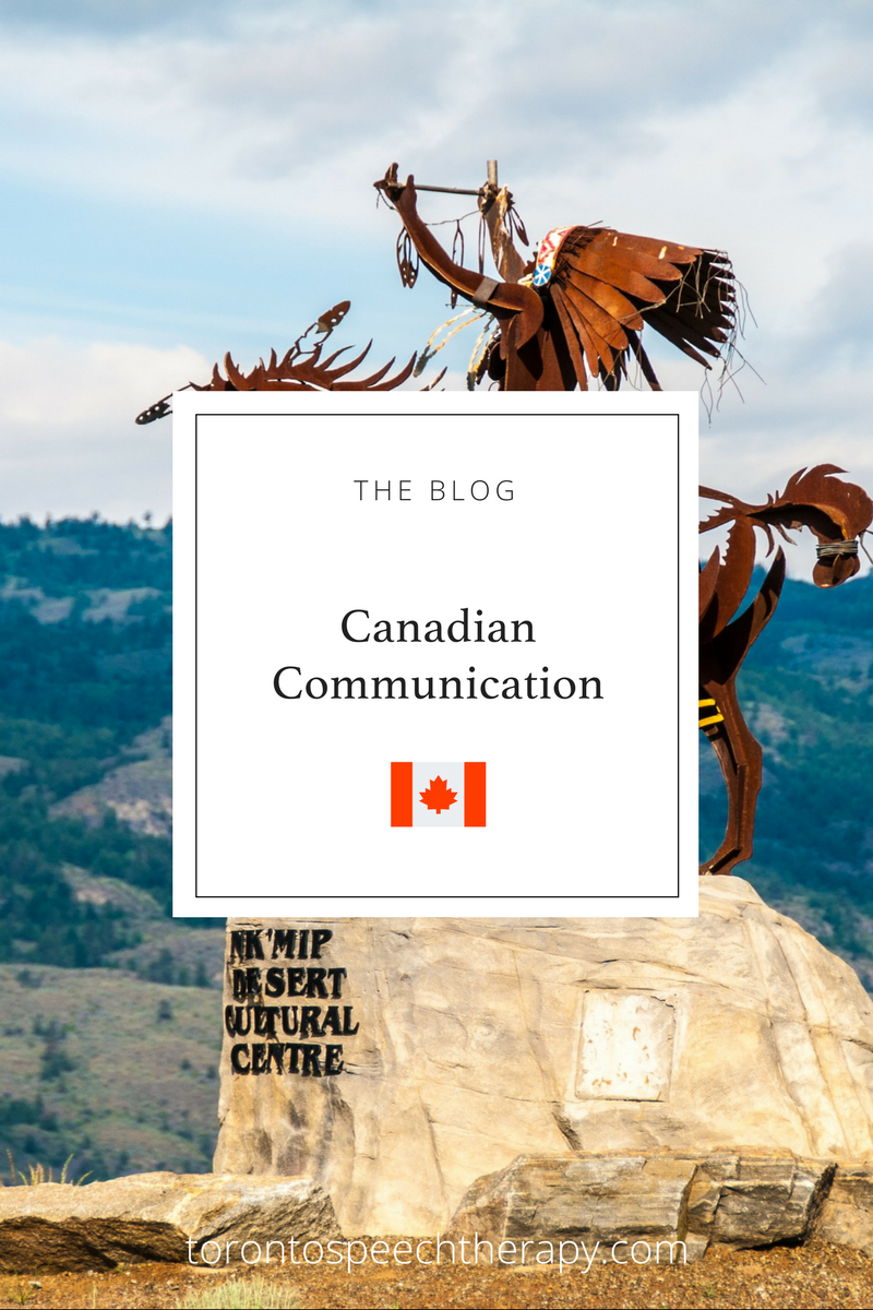 What makes a Canadian communicator different from other English speakers? What are Canadianisms in speech? Read this blog from Well Said: Toronto Speech Therapy at torontospeechtherapy.com to find out.
