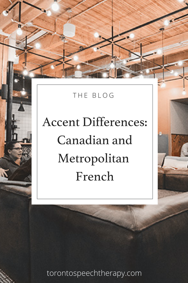 Research on Accent Modification, article written by Melissa James. We are a team of Toronto-based speech-language pathologists (AKA communication coach, dialect coach, speech teacher) who are experts in accent modification