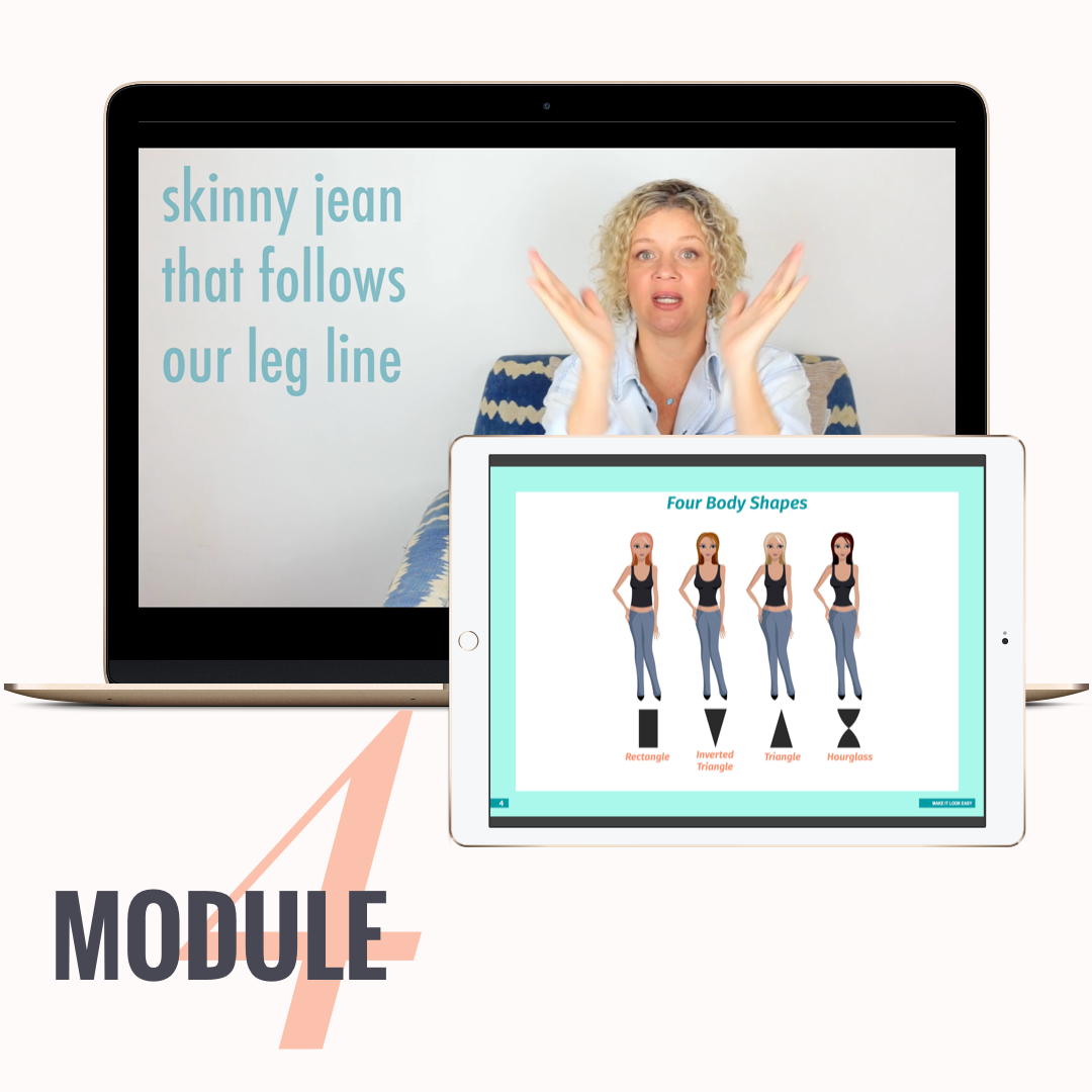LOVE YOUR SHAPE LIKE A BOSS - Find out what styles and cuts best suit your body shape.