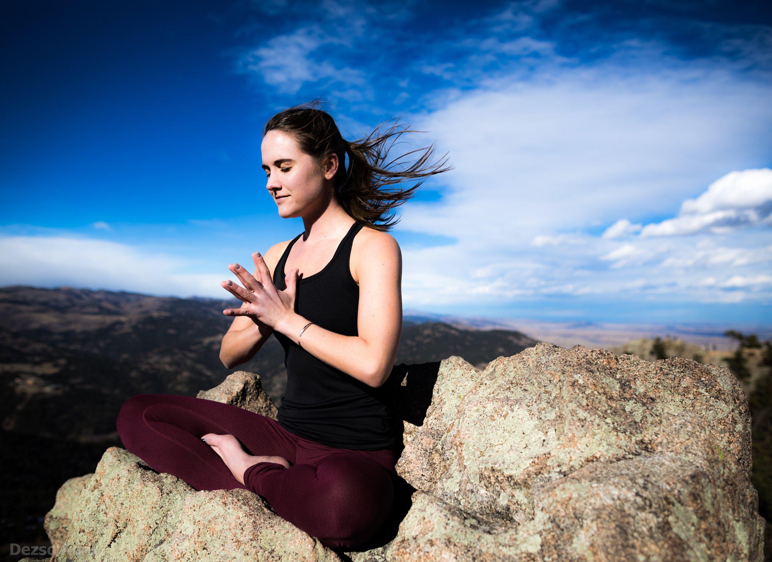 """Keep your face always toward the sunshine and shadows will fall behind you."" #tuesdaymood #yogaeverydamnday #meditationrocks"
