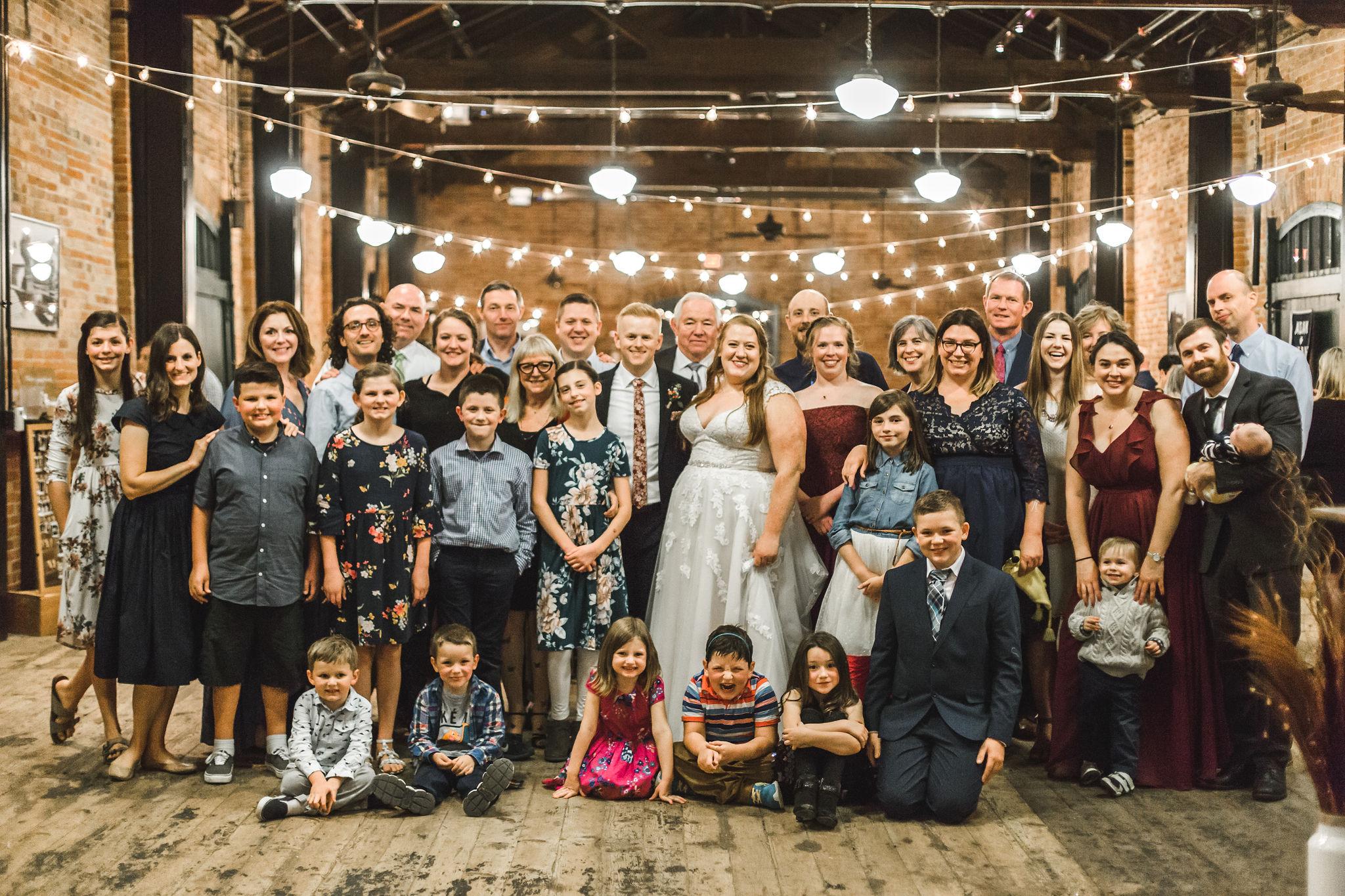 Ypsilanti Freighthouse Wedding