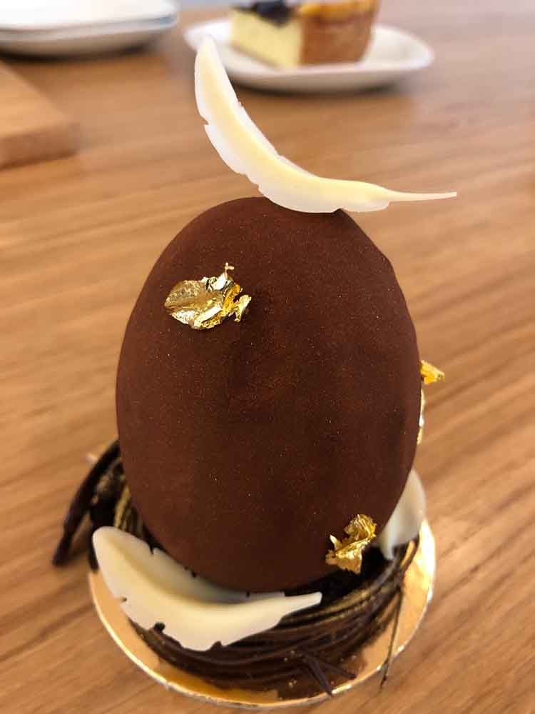 Praline Easter Egg by Bo&Mie – 5,8€
