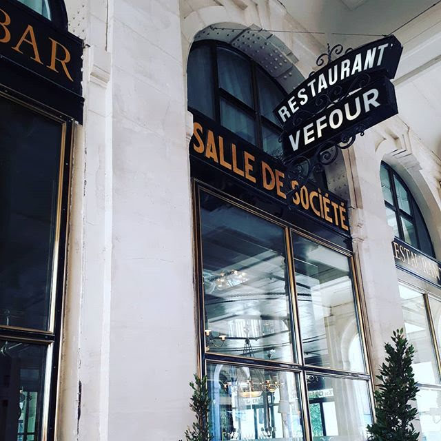 Le Grand Véfour,  17 Rue de Beaujolais, 75001 Paris