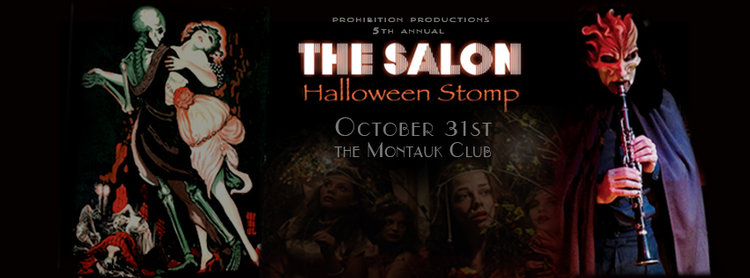 The Salon: Halloween Stomp 2020 EVENTS — Prohibition Productions