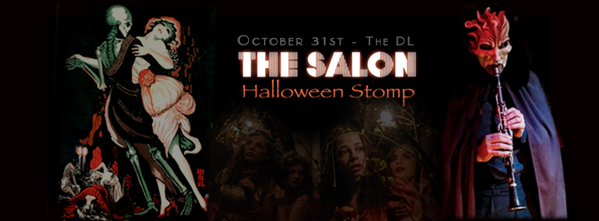 THE SALON: Halloween Stomp (Oct 31, 2018)