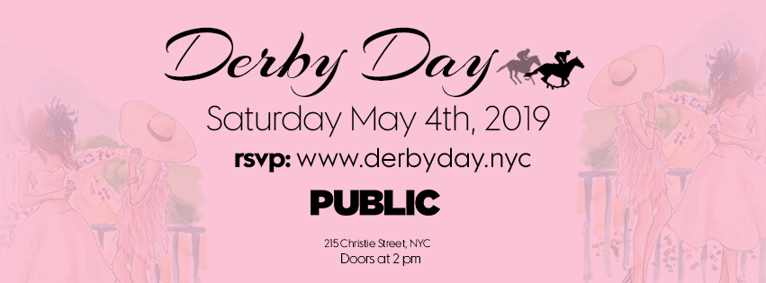 DERBY DAY 2019 (May 4th)