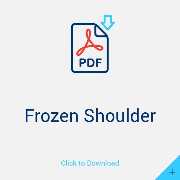 Frozen Shoulder