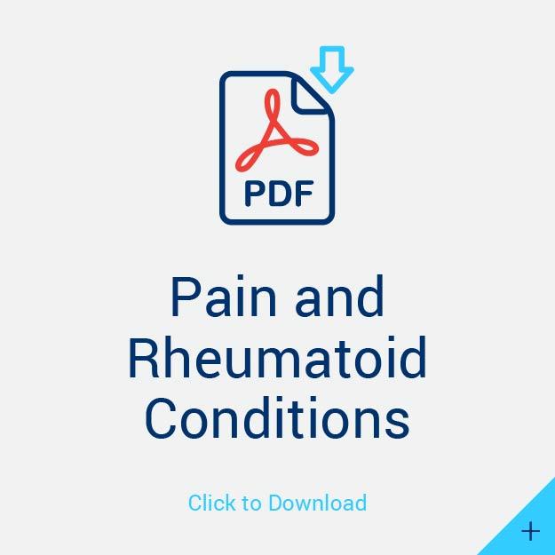 Pain and Rheumatoid Conditions