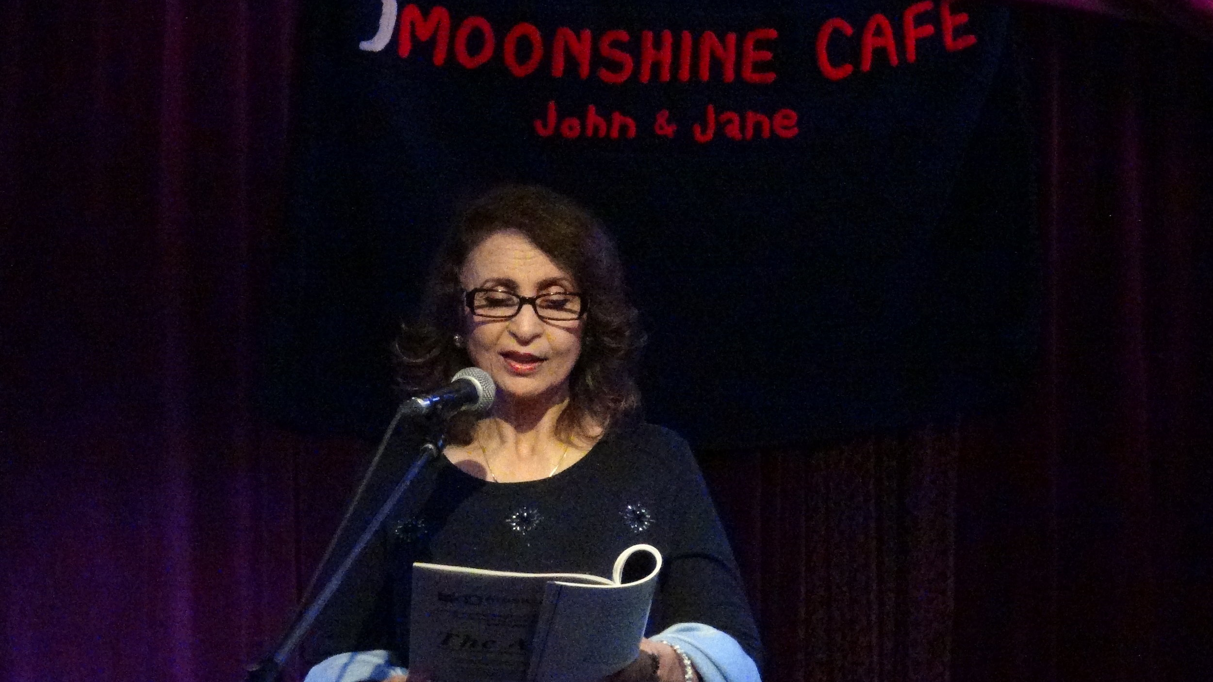Award-winning playwright, poet, and writer  Zohra Zoberi  reads us a special sneak-peak from her upcoming memoir, exclusively published in the inaugural issue of   The Artis   magazine.
