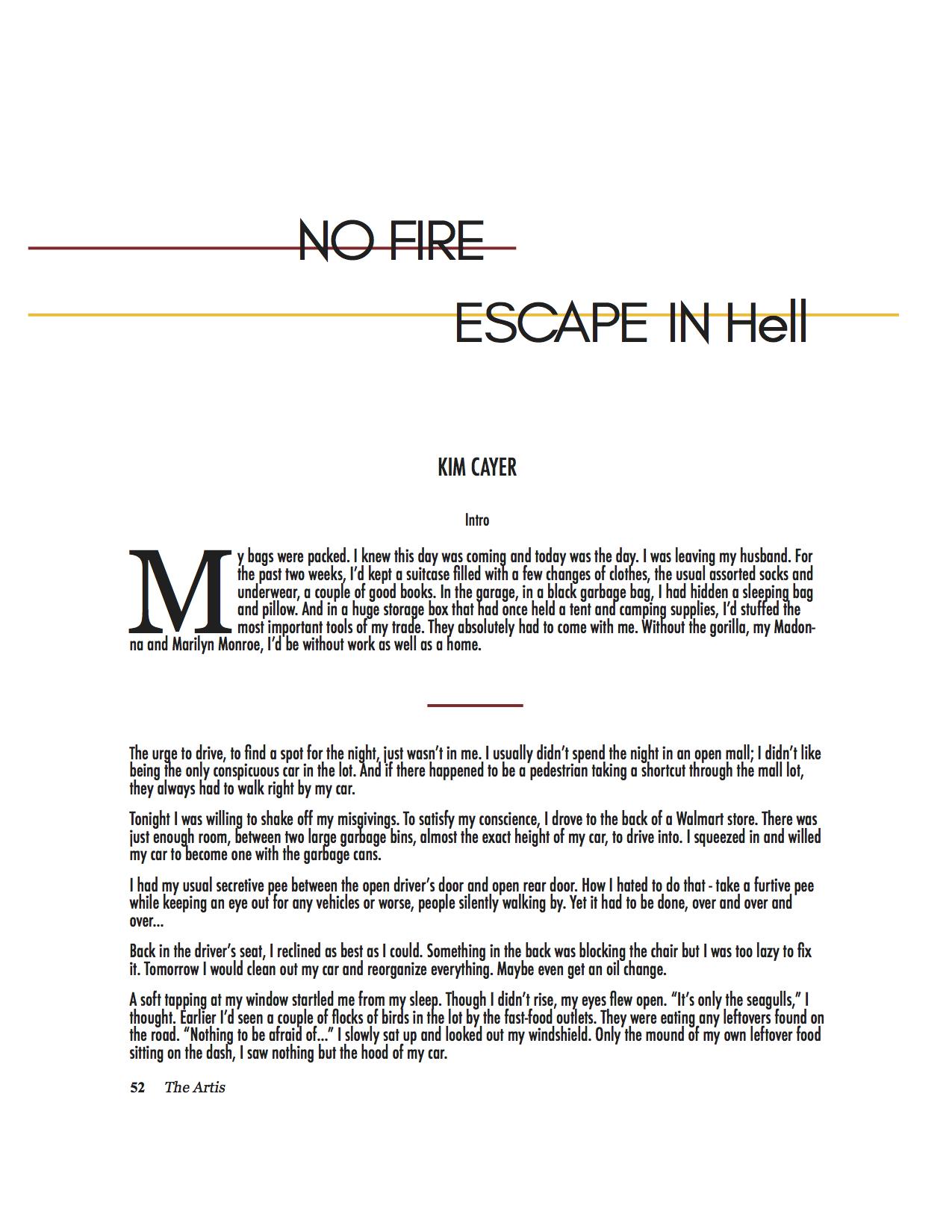 Artis 3 Kim Cayer page 1 no fire escape.jpg