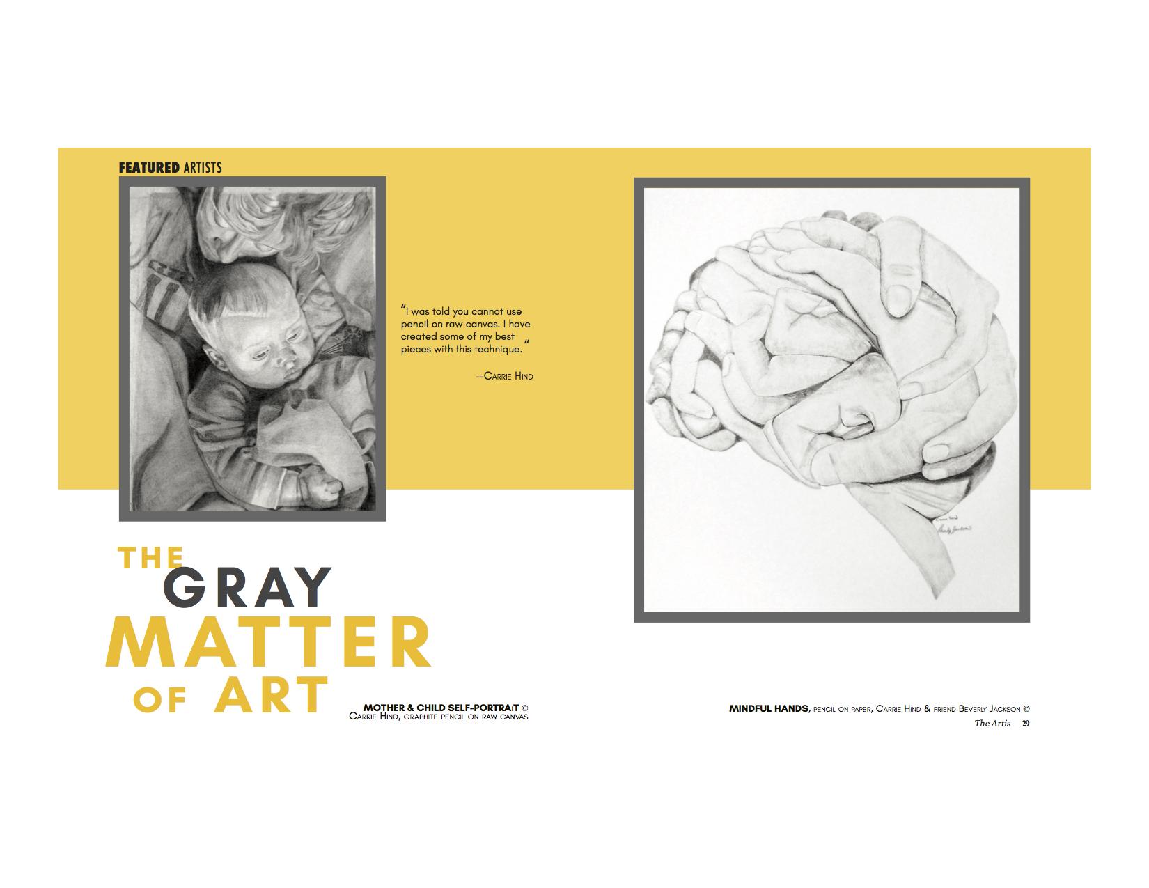 Artis 3 The Gray mattar of art spread.jpg