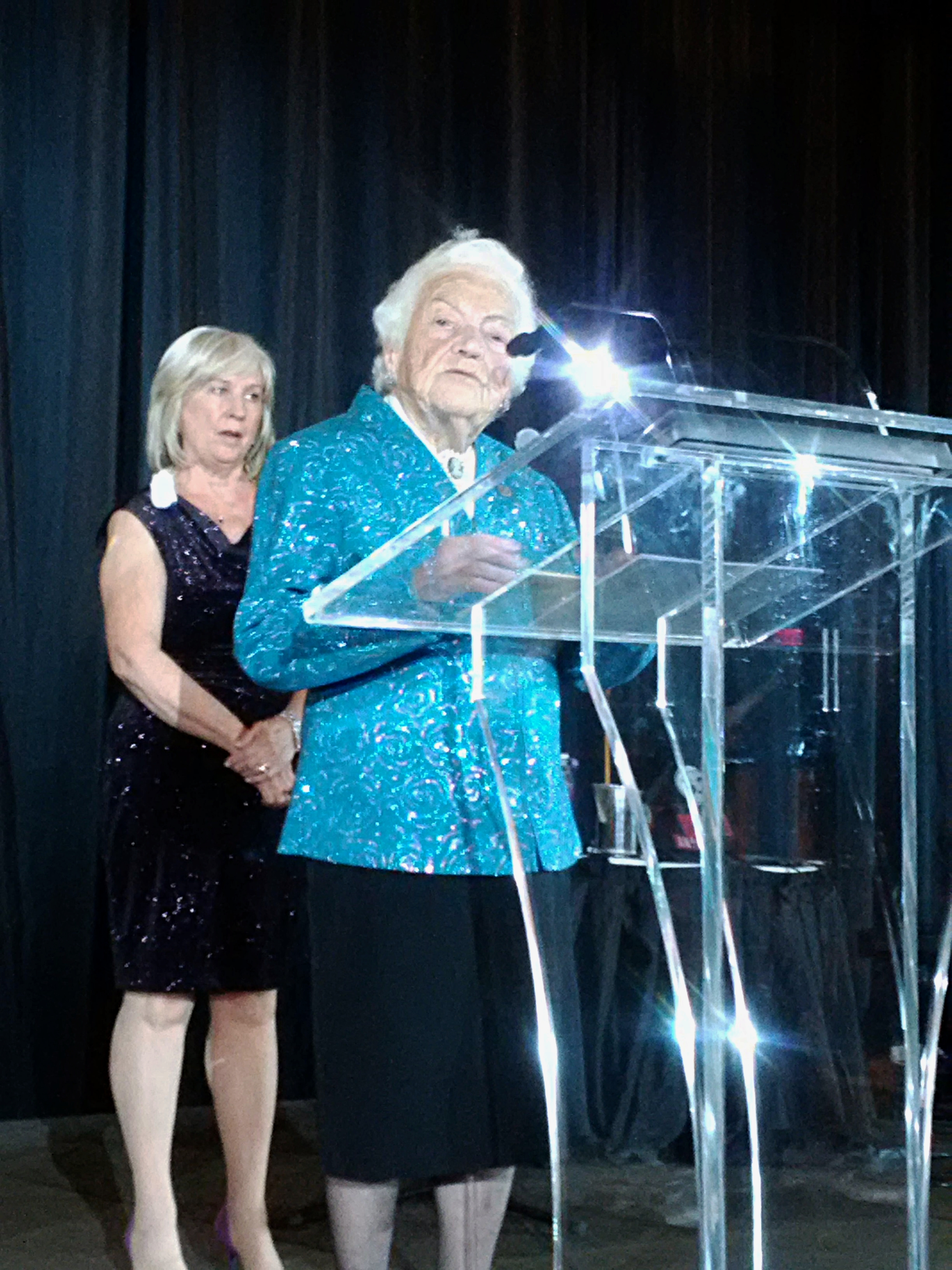 Hurricane Hazel McCallion  reflects on her initiatives that got the Mississauga Arts Council going in her early days as Mayor; awed by the fabulous work and unprecedented cultural impact MAC and the community has accomplished to bring art & culture into our daily lives.
