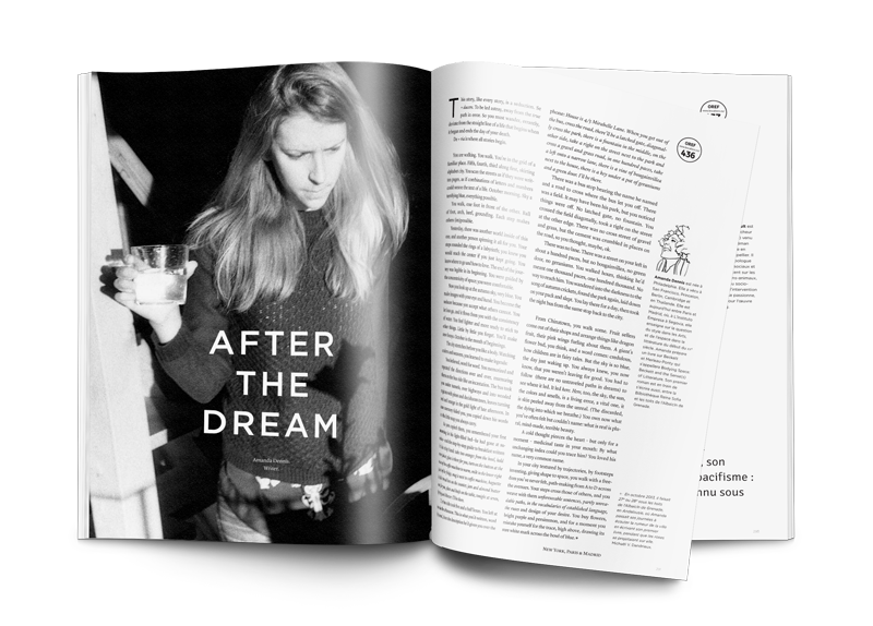 """Après le rêve/After the Dream - Cahiers de l'Imaginaire, """"Le Fake"""" (2014)"""