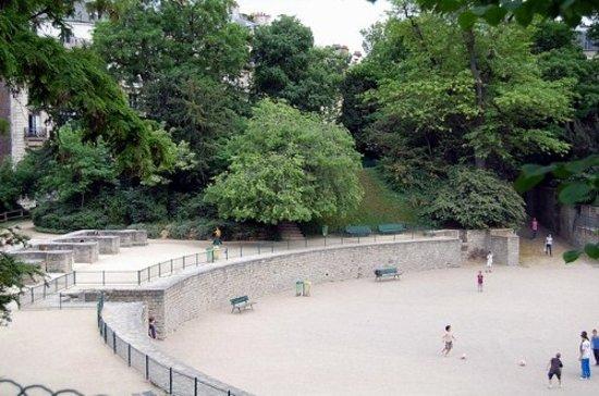 Arenes de Lutèce - Paris Lit Up (2014)