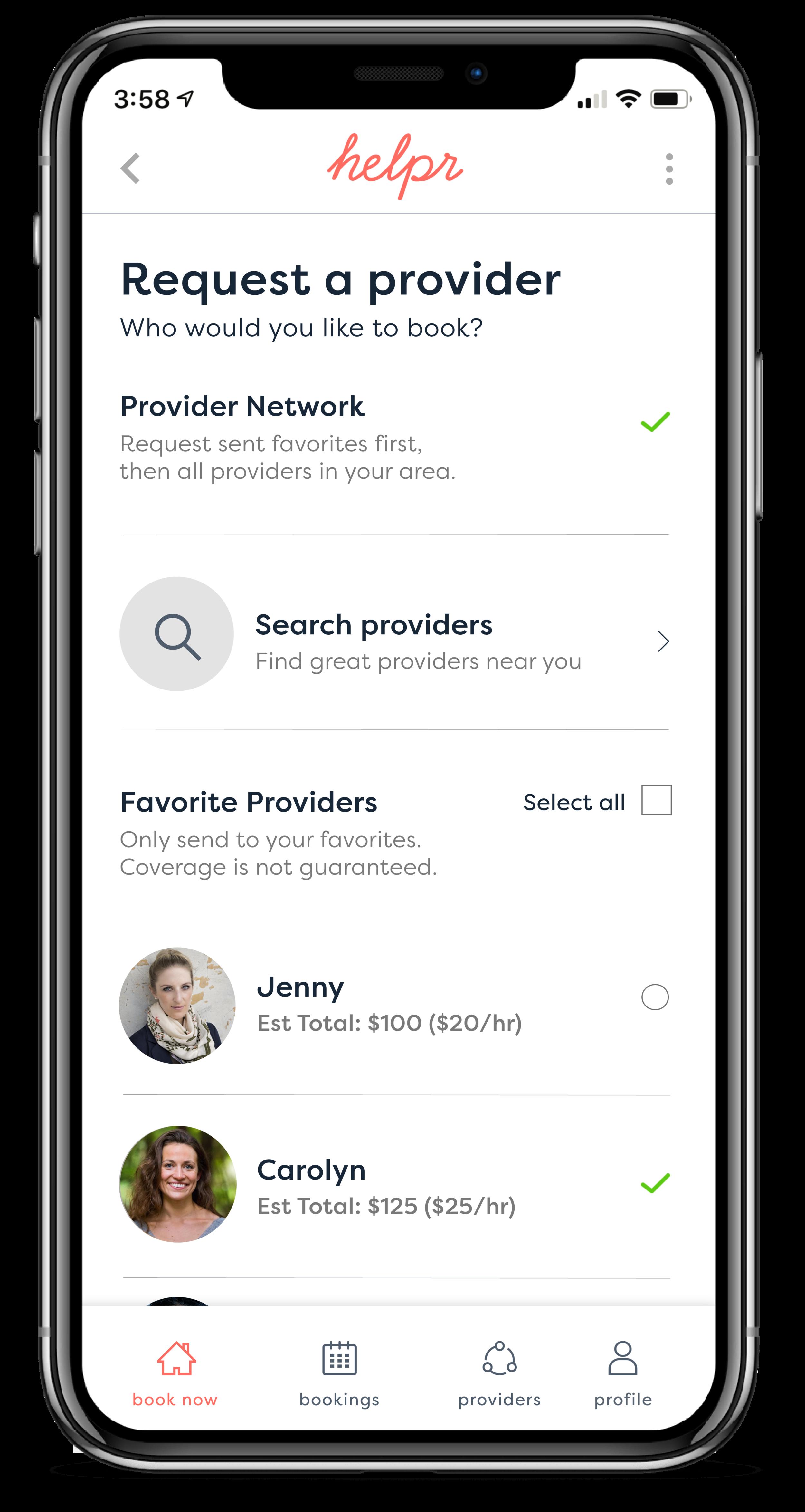 Client Native App